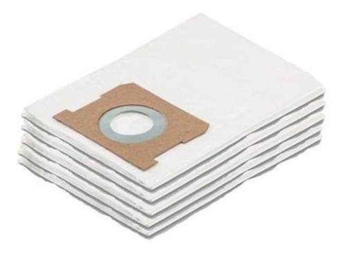 bolsa del filtro para wd 1 /mv 1 5 unid karcher