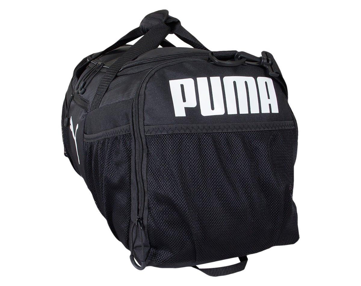 681a4dc41 Bolsa Deportiva Maleta Puma Negra Original Importada - $ 1,699.00 en ...