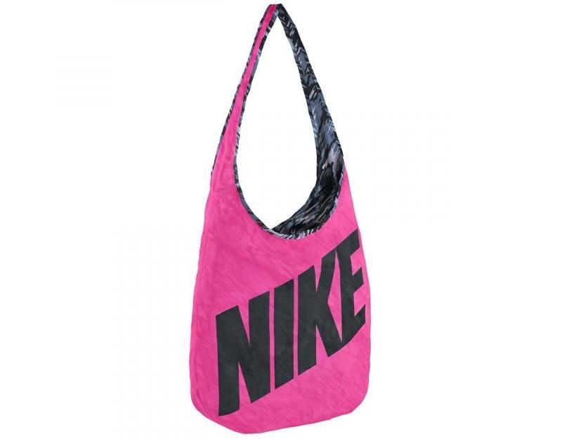 d3c2e95fc bolsa deportiva nike reversible para mujer, 100% original. Cargando zoom.