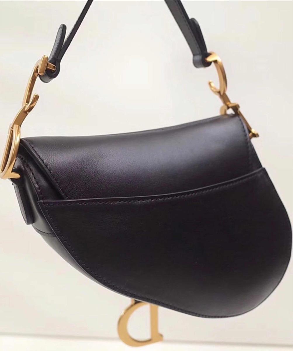 990126458 Bolsa Dior Saddle Couro Legítimo Frete Grátis - R$ 1.998,00 em ...