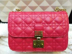 bf2d6a0a9 Bolsa Replica Dior Perfeita Bolsas no Mercado Livre Brasil