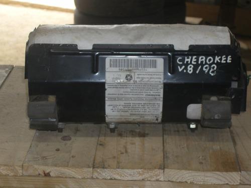 bolsa do air bag do passageiro da cherokee v8