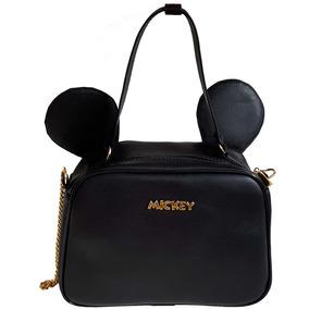 9d82335c4 Mini Bolsa Pochete Do Mickey no Mercado Livre Brasil