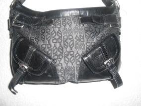 934b575da Cartera Dama Donna Karan New York Negra. Estado De México · Bolsa Donna  Karan Textil Piel 100% Original
