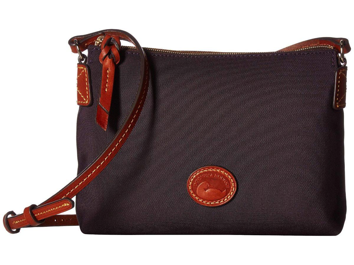 b2238befa Bolsa Dooney & Bourke Nylon Crossbody Pouchette B1-1841 - $ 3,105.00 ...