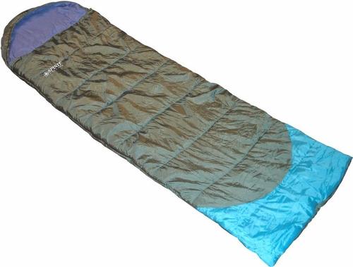 bolsa dormir spinit freestyle 350 camping térmica  - 5°