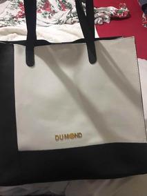 5f93e8093 Bolsas Capodarte E Dumond - Bolsas de Couro no Mercado Livre Brasil