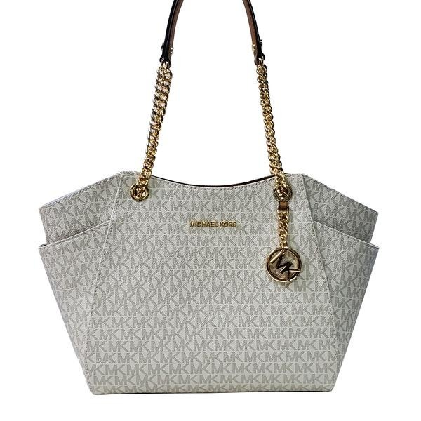 71e8b9785 Bolsa E Carteira Michael Kors Gr Jet Set Travel - Original - R ...