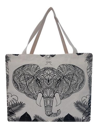bolsa ecológica meek: eco 58 elefante