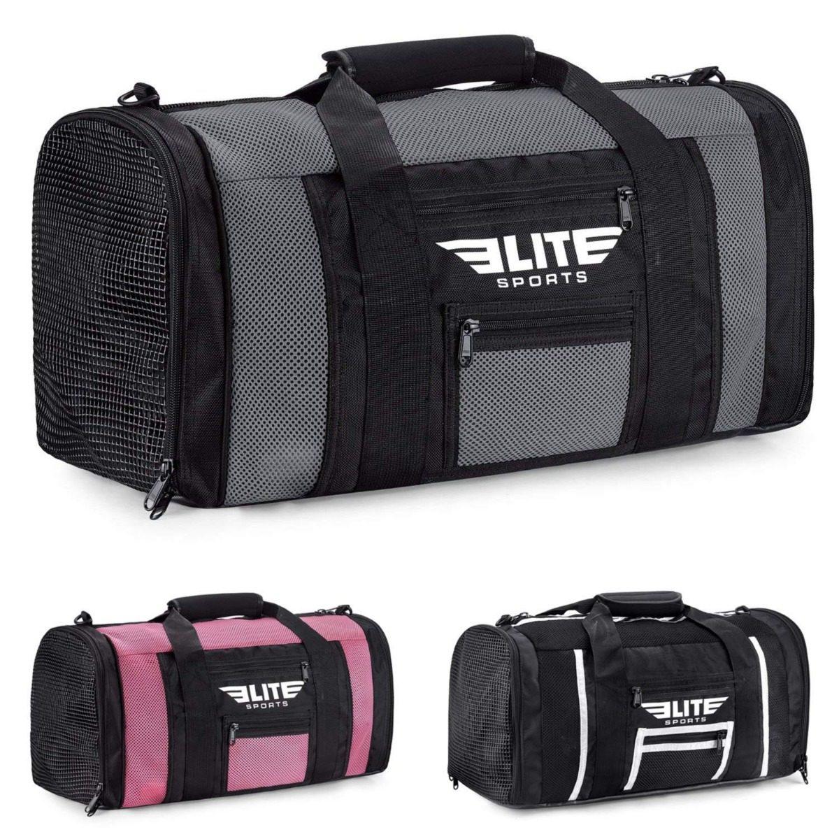e16a846e3071 bolsa elite sports new item ventilated mesh duffel gym bag. Cargando zoom.