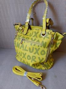 80edc02f8 Bolsa Feminina Ana Luxory - Bolsas no Mercado Livre Brasil