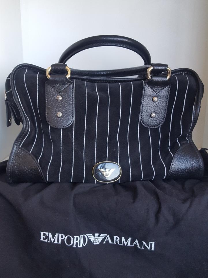 8185916e6 Bolsa Emporio Armani Ga Legitima E Charmosa!! - R$ 590,00 em Mercado ...