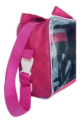 bolsa enfermeiras estágio enfermagem com alça de ombro pink