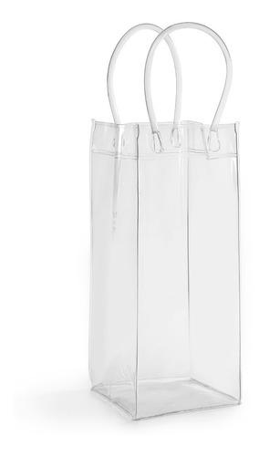 bolsa enfriador para botellas reutilizable  pvc marca ibiil