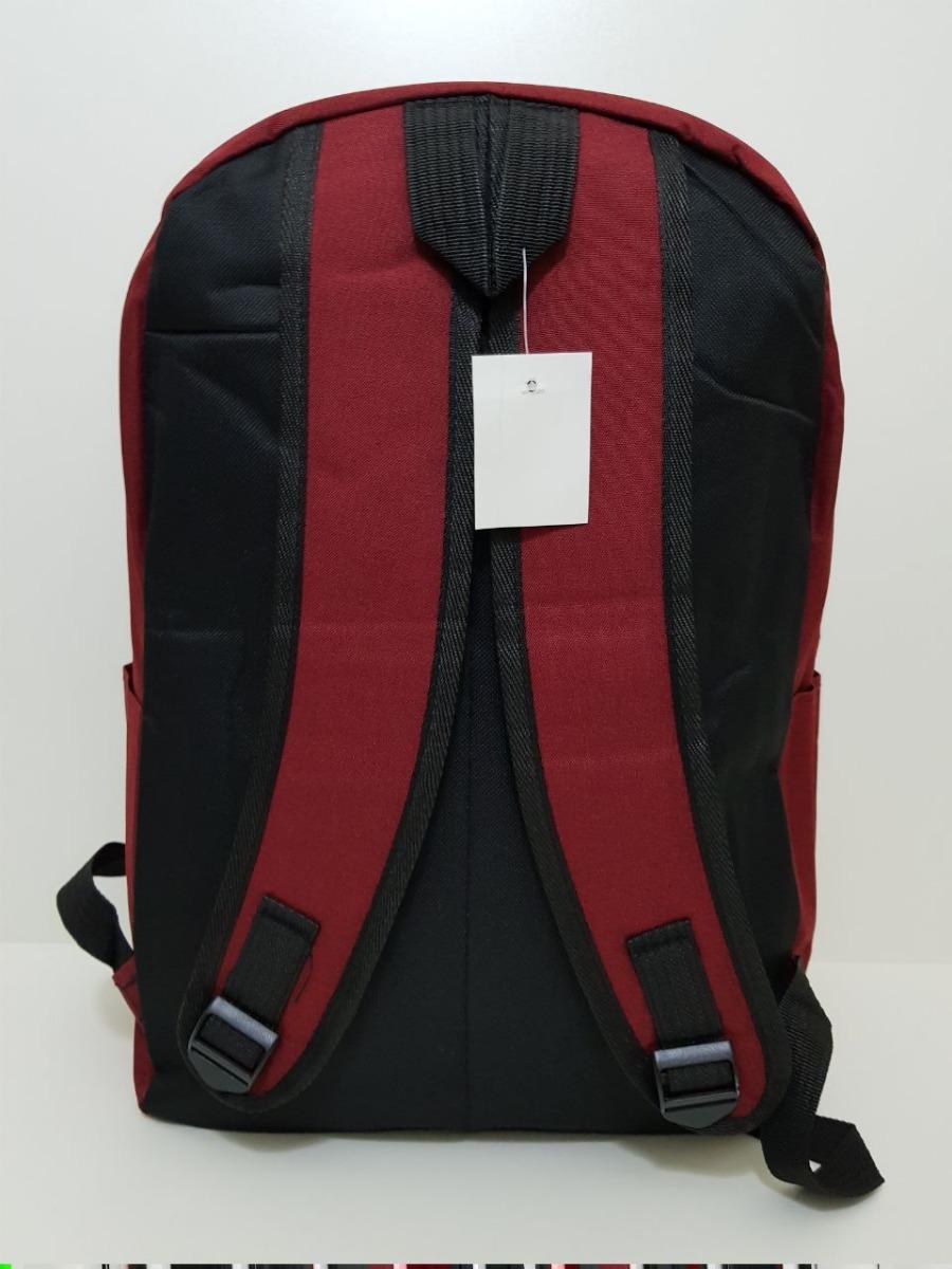 5de90697a Mochila adidas Bolsa Costas Esportiva Escolar Vermelha E171 - R$ 99 ...