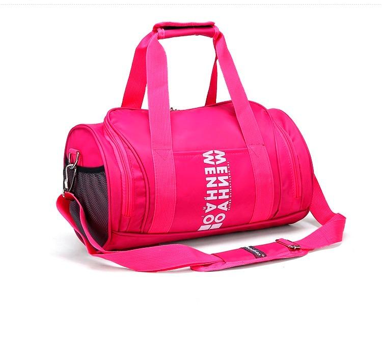 Bolsa Esportiva Feminina Tommy : Bolsa esportiva feminina academia muscula??o viagem