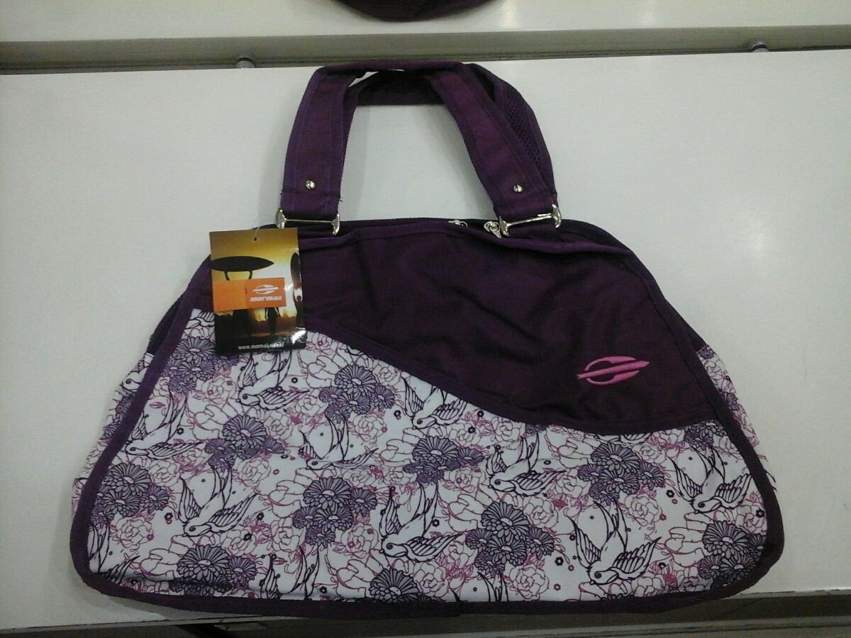 Bolsa Esportiva Feminina Pequena : Bolsa esportiva feminina mormaii para notebook r