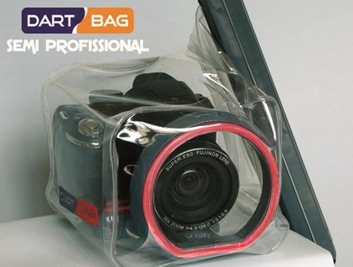 bolsa estanque p/ fotografia submarin semiprofissional