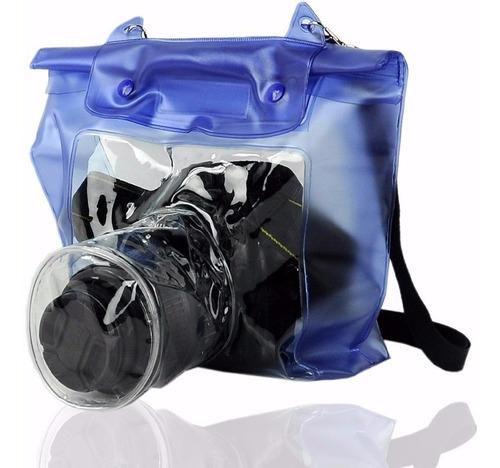 bolsa estanque para câmeras digitais profissionais