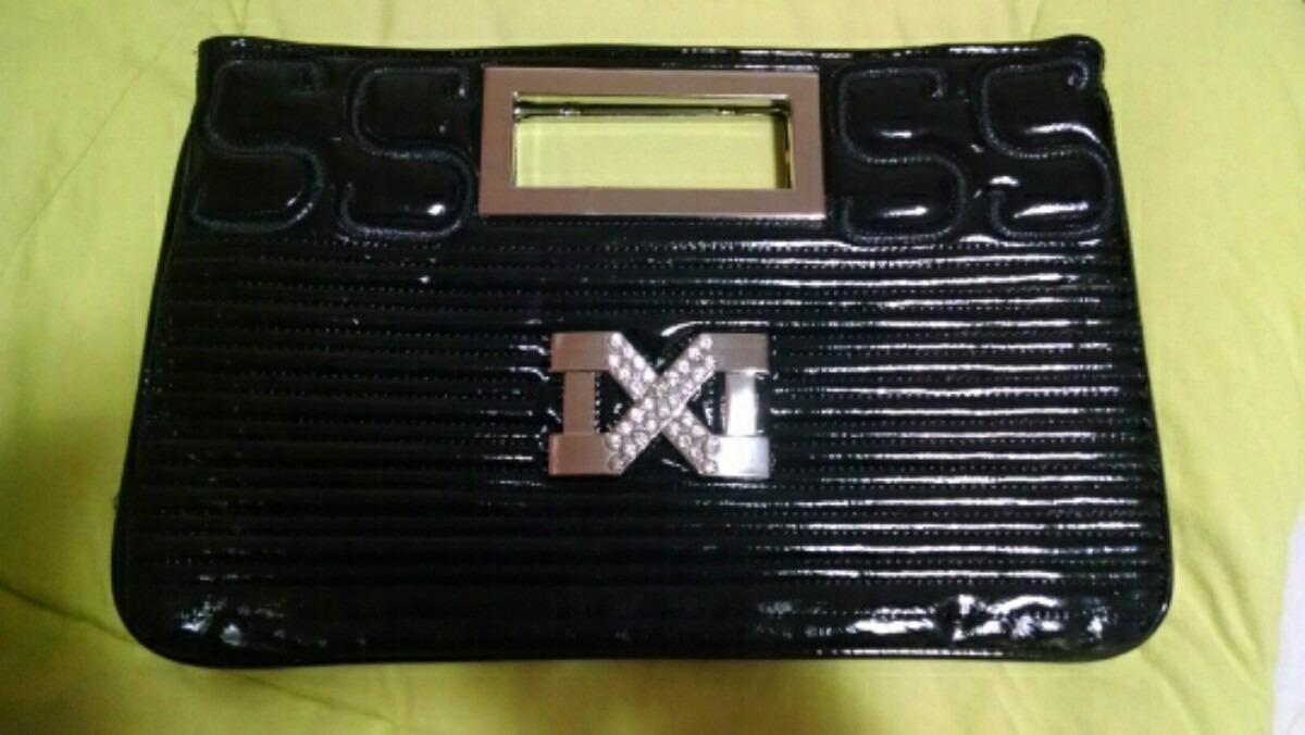 Bolsa De Mão Estilo Carteira : Bolsa estilo carteira de al?a prata r em mercado