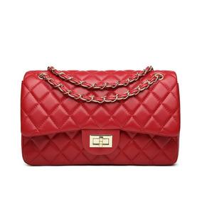 91ba8f771 Bolsa Chanel 2.55 Vermelha - Calçados, Roupas e Bolsas no Mercado ...
