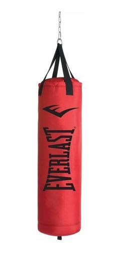 bolsa everlast boxeo 1 metro 100 lbs box kick boxing  taekwondo