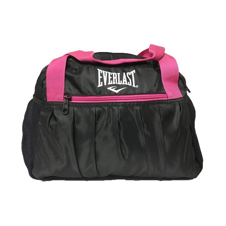9fc2d03d5 Bolsa Everlast Feminina Preto/rosa Original - R$ 89,90 em Mercado Livre