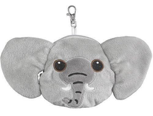 bolsa felpa peluche elefante elefante bolsa monedero animal