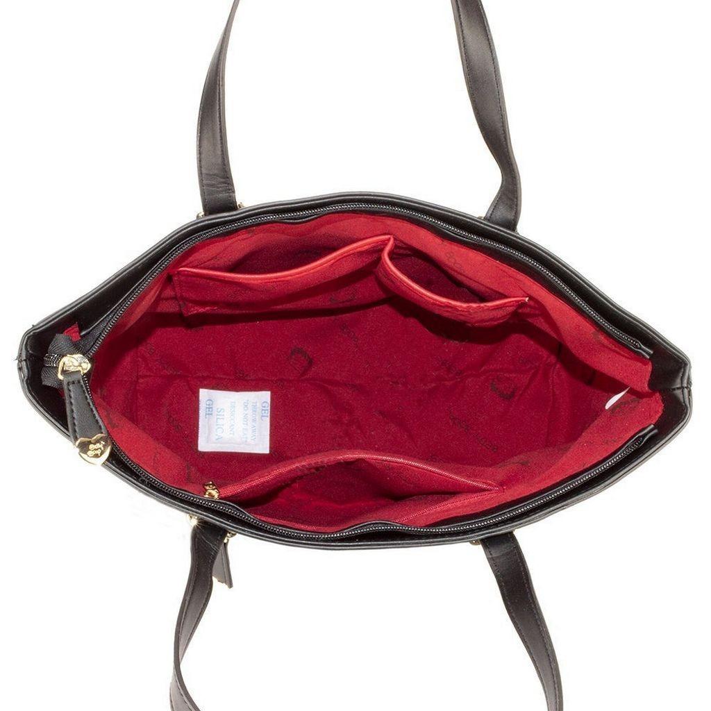 411ac9981 bolsa feminina alça linha betty boop love pvc barato preto. Carregando zoom.