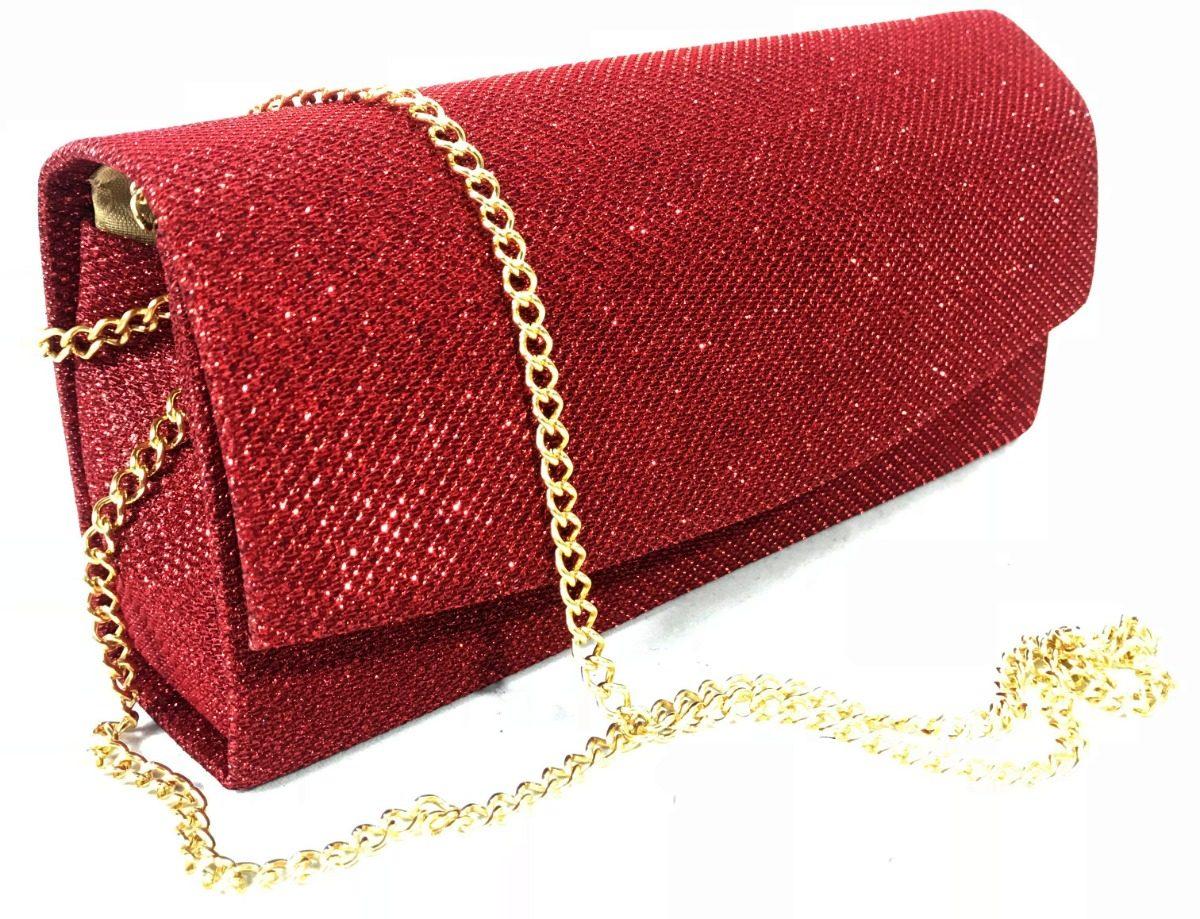 4e802541b bolsa feminina balada festa red alça carteira envio rapido. Carregando zoom.