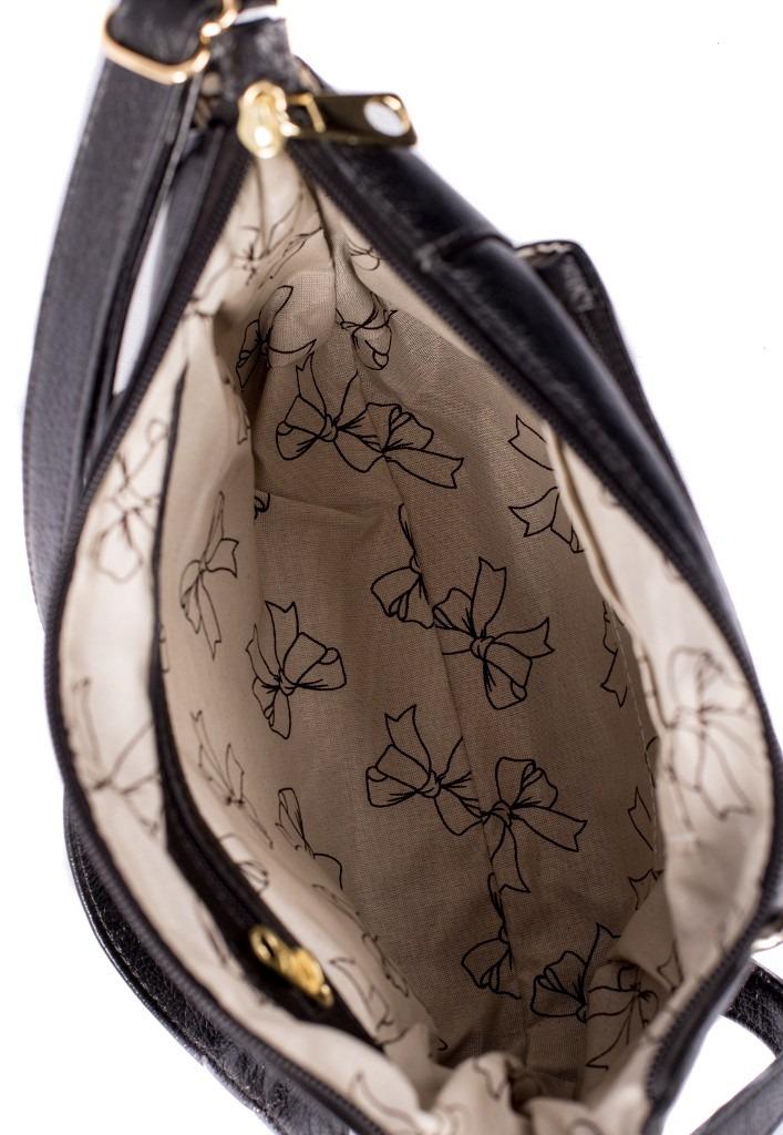 571804498 bolsa feminina brilho da pele couro legítimo tiracolo preta. Carregando  zoom.
