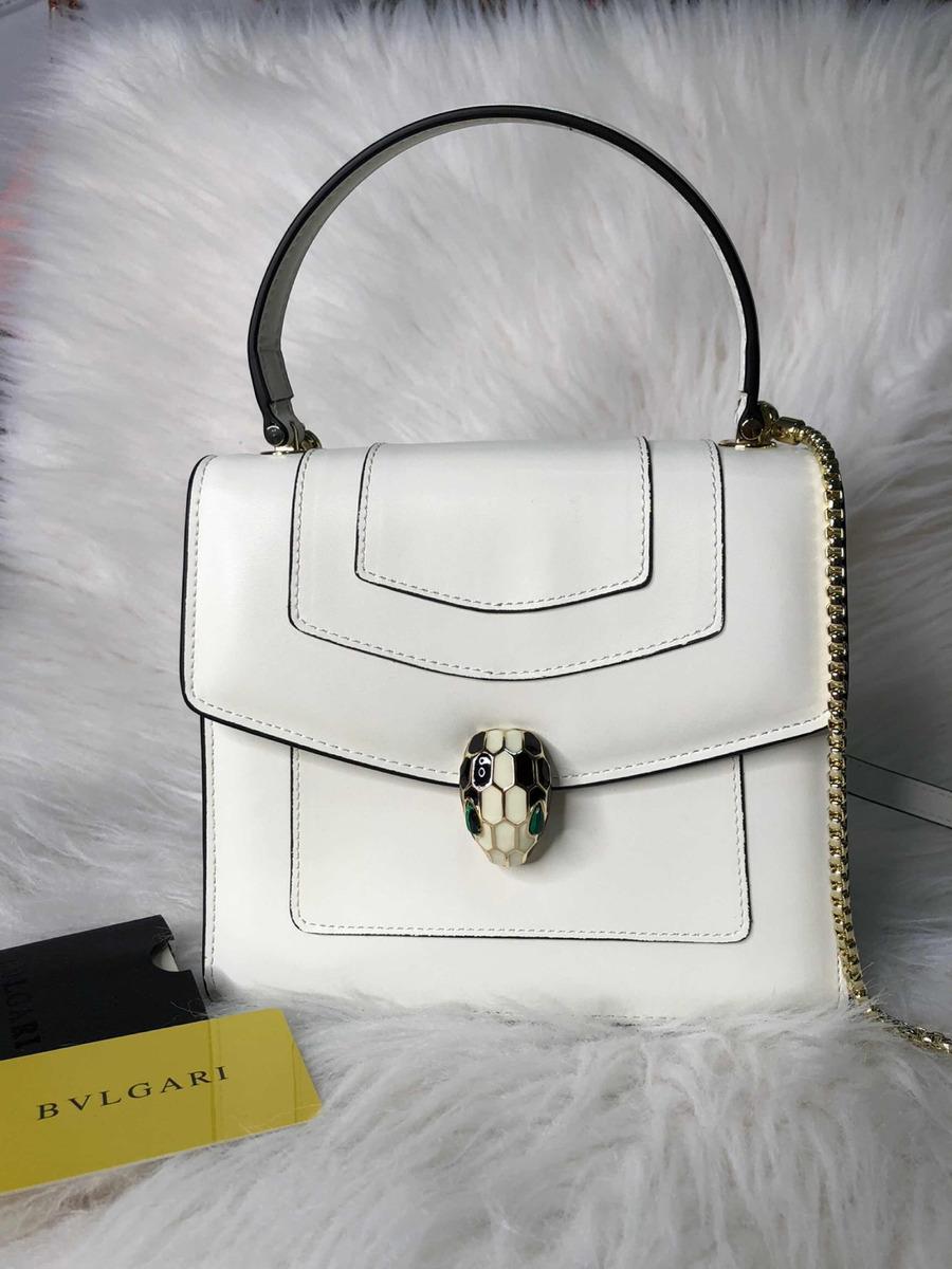 1747cb7de93e3 bolsa feminina bvlgari - importada marca luxo. Carregando zoom.