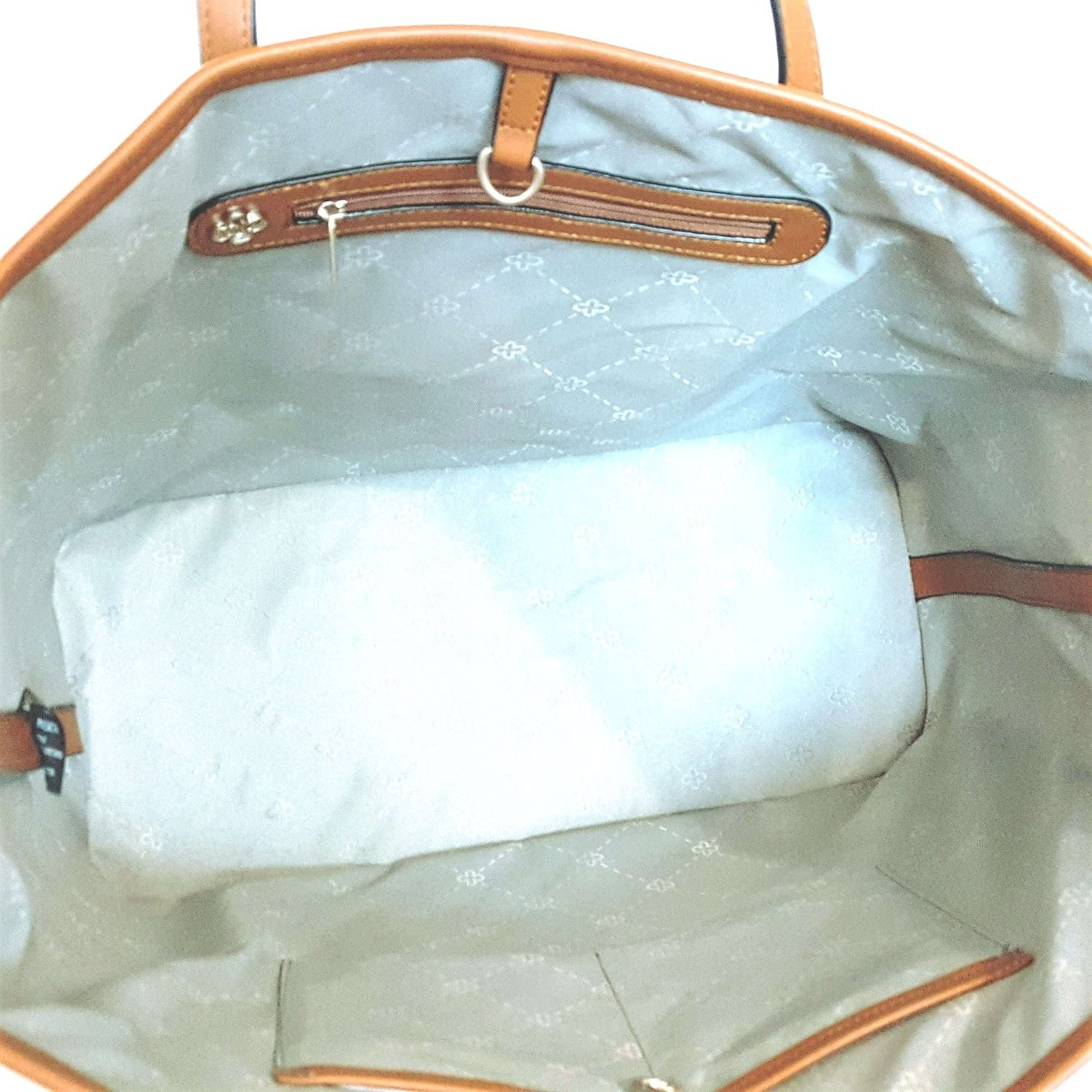 7ca5dc602a bolsa feminina capodarte grande básica monograma handbag 460. Carregando  zoom.