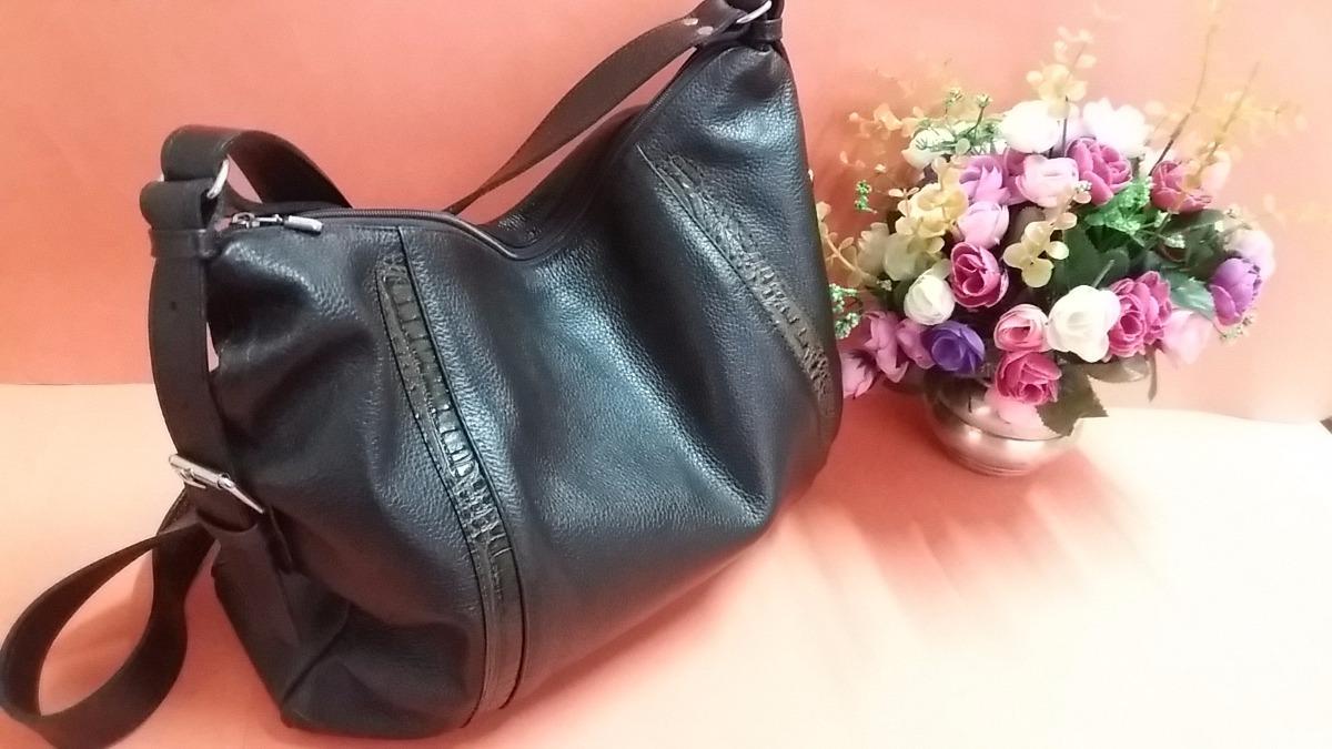 Bolsa Feminina Casual : Bolsa feminina casual grande cor marrom caf? couro