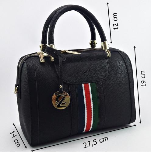bolsa feminina chalita moderna tamanho médio ch0355