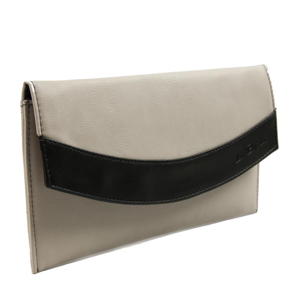 cd24c11c66 bolsa feminina de mão clutch branca alça transversal. Carregando zoom.