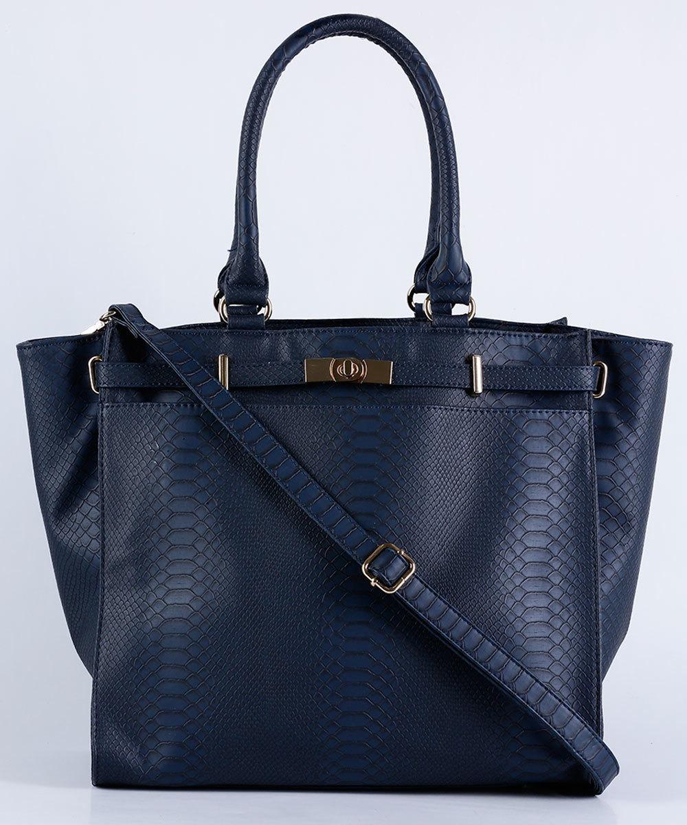 b6de05c6b Bolsa Feminina De Mão Textura Croco Marisa - R$ 159,99 em Mercado Livre