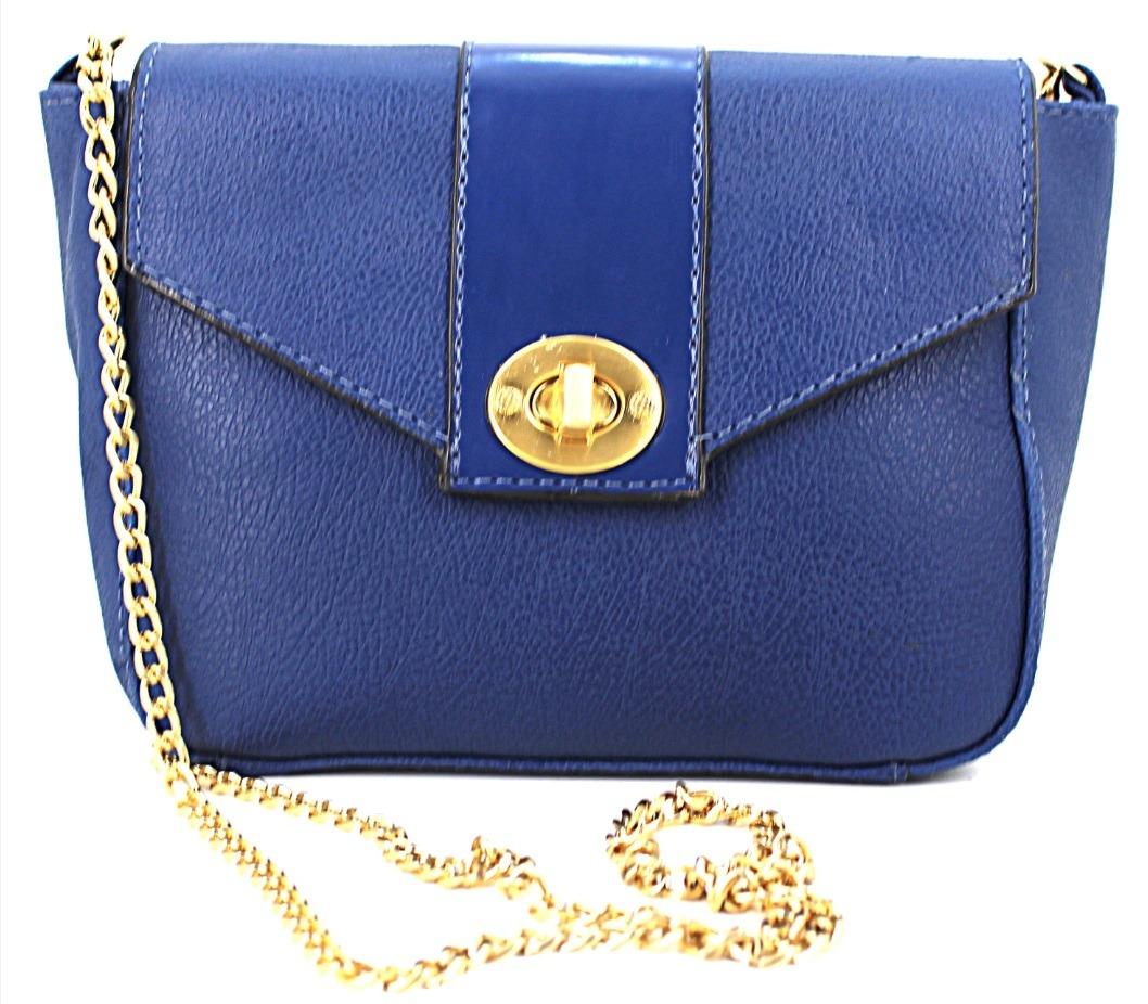 58e89fafe9 bolsa feminina dumond pequena tiracolo em couro azul marinho. Carregando  zoom.
