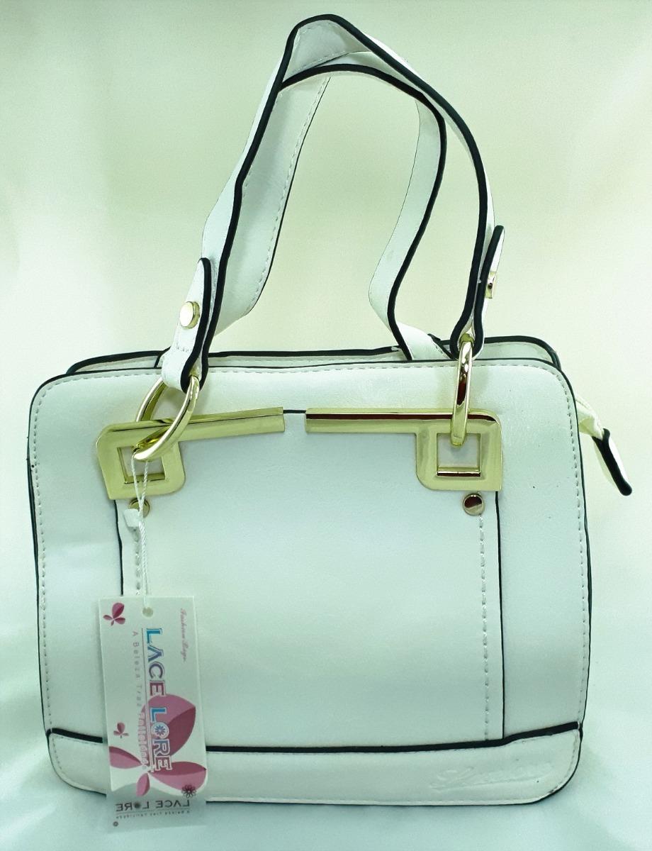 f09c0d38e bolsa feminina em couro sintético - várias cores - mod. 59. Carregando zoom.