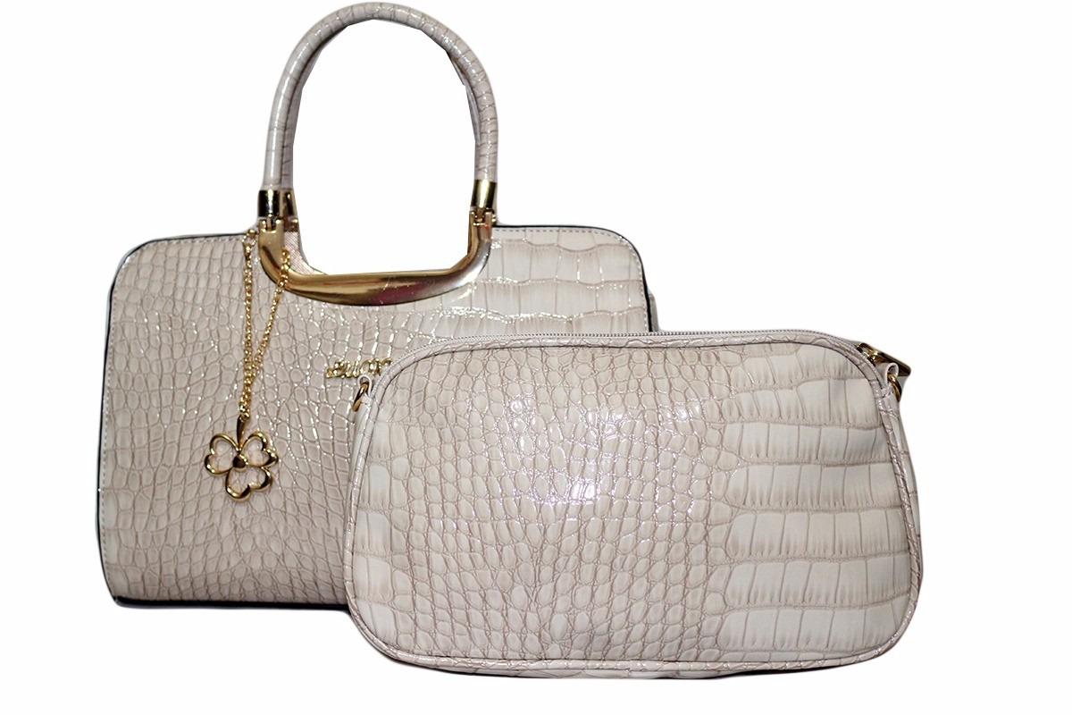 7d532791d bolsa feminina envernizada social excutivo luxo [dois]. Carregando zoom.