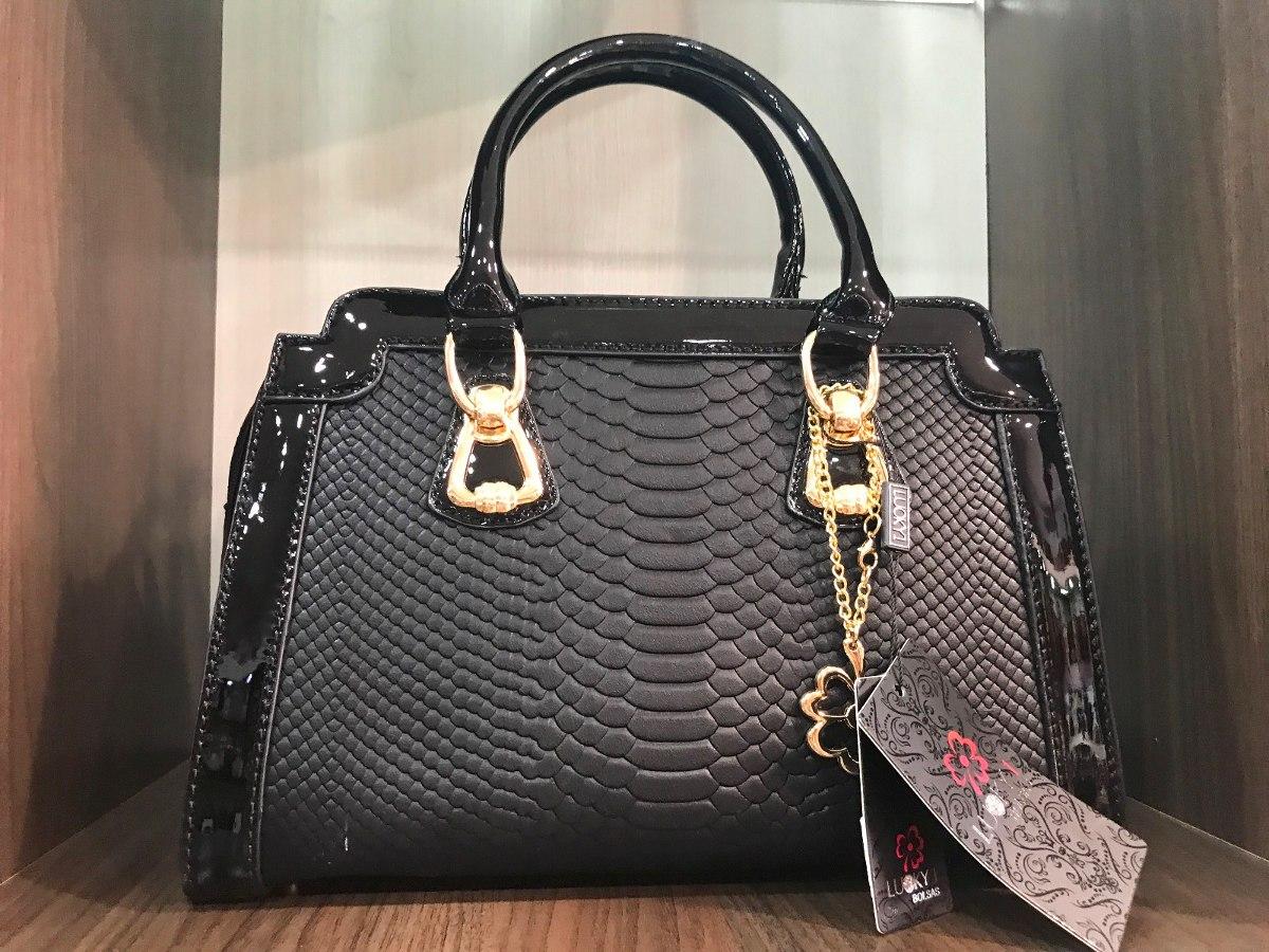5affe89e2 bolsa feminina envernizada social excutivo luxo novo 207. Carregando zoom.