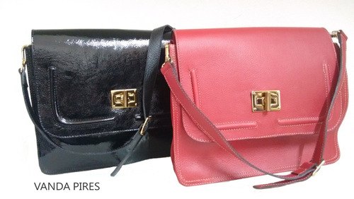 bolsa feminina feita à mão vanda pires