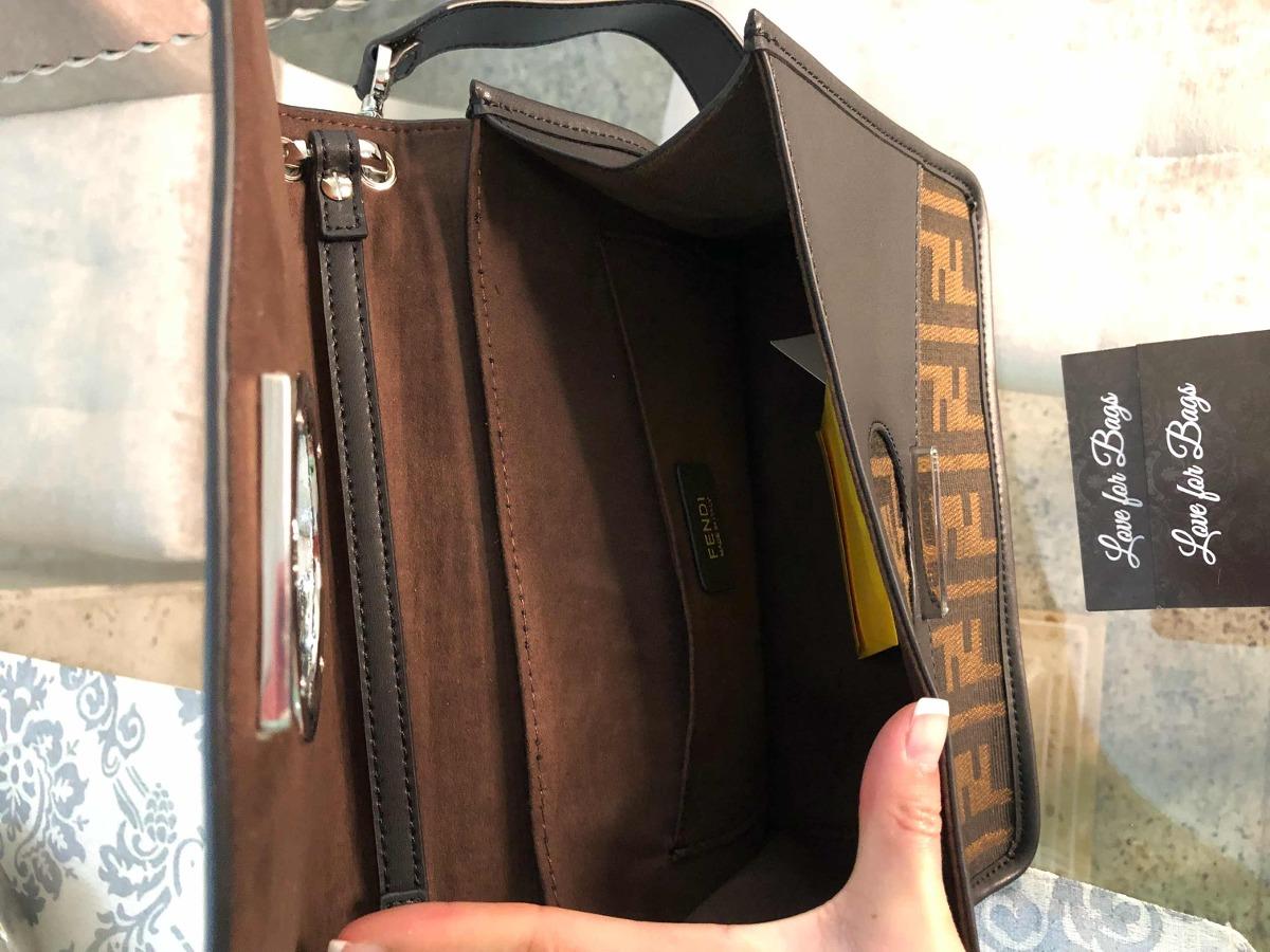 925c14c63 Bolsa Feminina Fendi - Importada Marca Luxo - R$ 930,00 em Mercado Livre