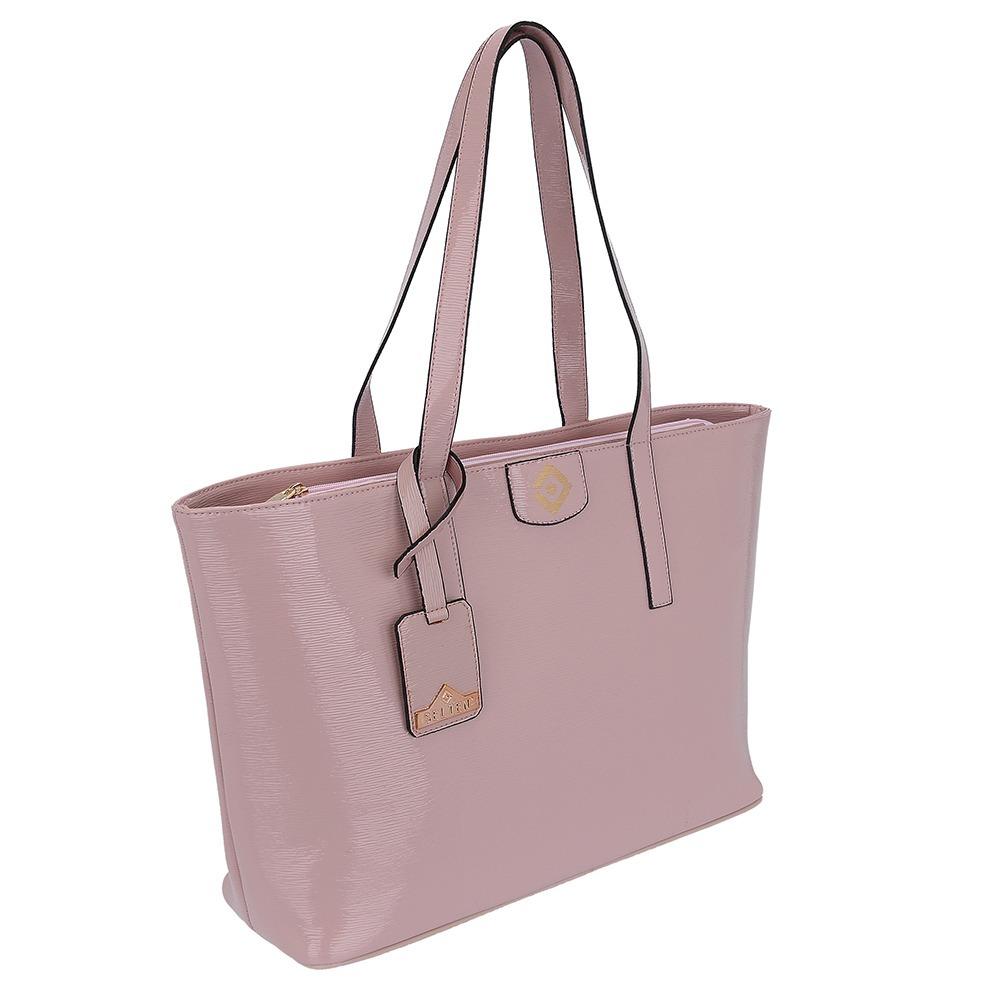 7b65604f1 bolsa feminina grande + bolsinha de mão de brinde + frete 04. 5 Fotos