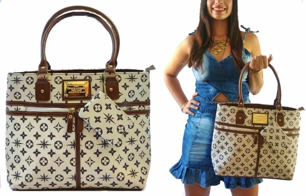 49cc94002 bolsa feminina grande estilosa última moda tendencia barata. Carregando zoom .