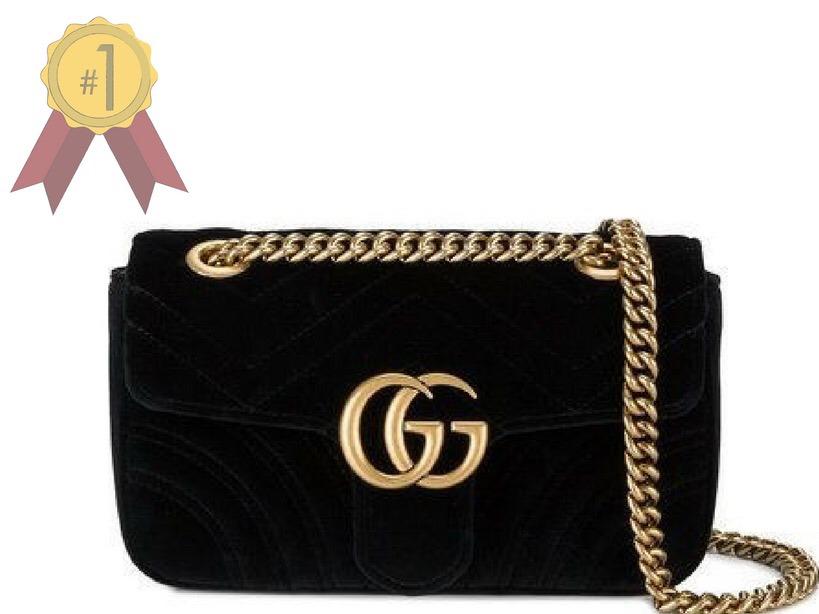 c90823332 Bolsa Feminina Gucci - Importada Marca Luxo - R$ 899,00 em Mercado Livre