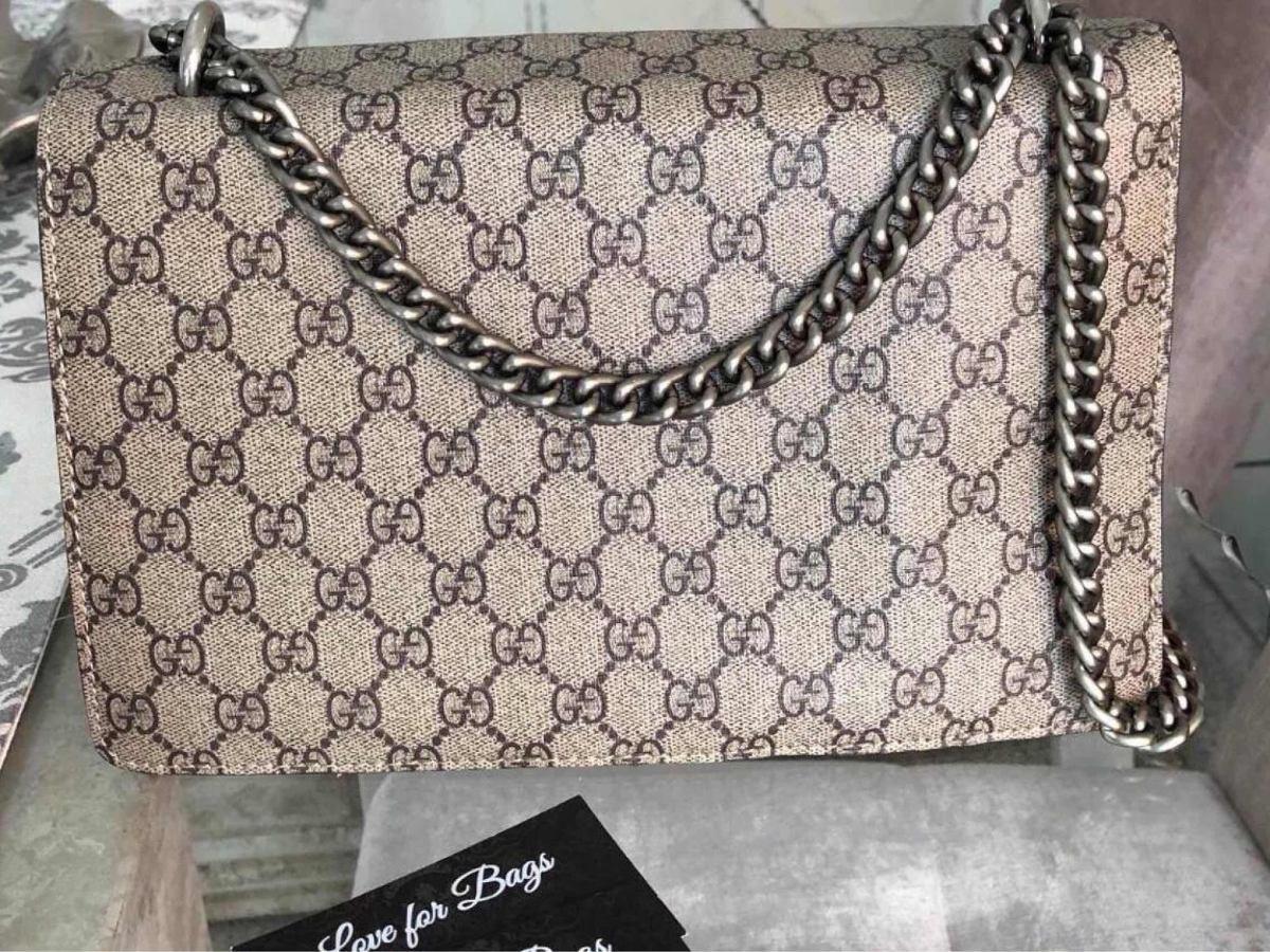 54d82fb6f Bolsa Feminina Gucci Vermelha - Importada Marca Luxo - R$ 830,00 em ...