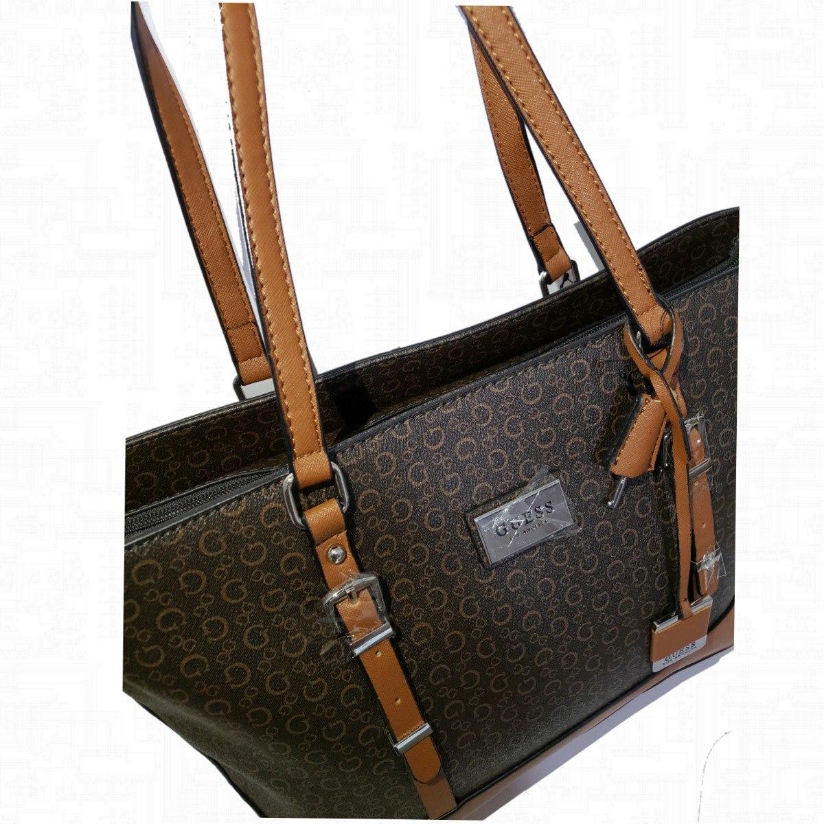e2aafddae bolsa feminina guess couro luxo importada coleção 2019. Carregando zoom.