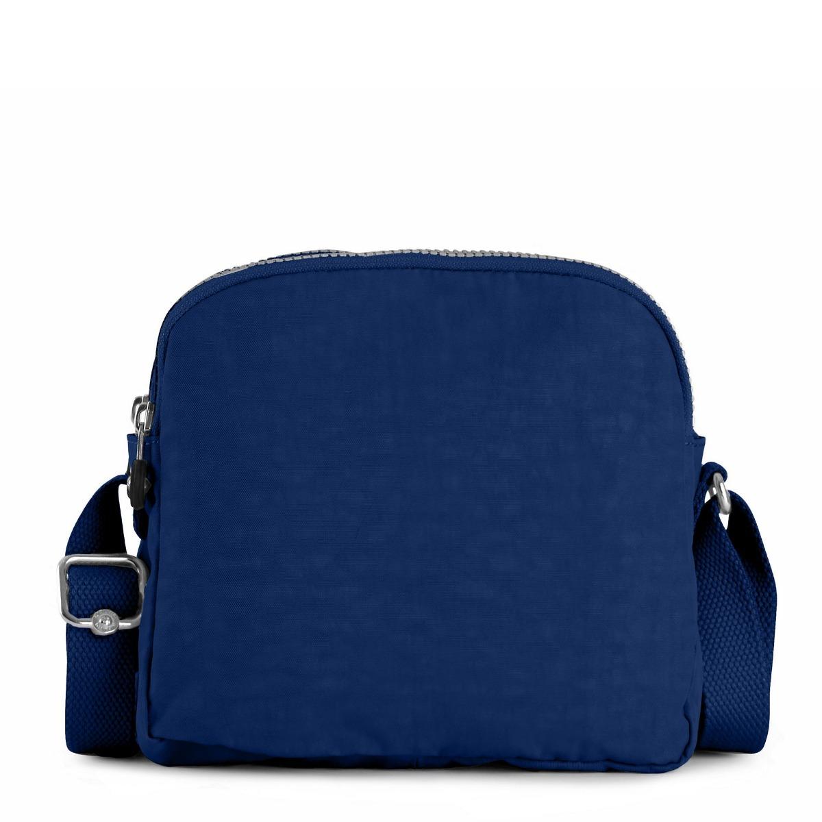 6d8857d4a Bolsa Feminina Kipling Azul Marinho - Original - R$ 299,90 em ...