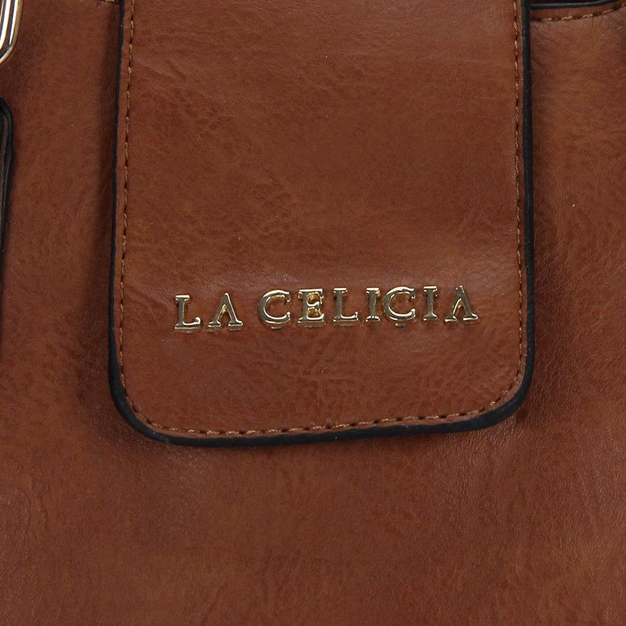 3e8c11eb2 Bolsa Feminina La Celicia - Caramelo - R$ 99,99 em Mercado Livre